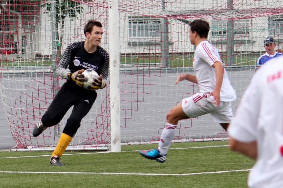 TuS Torhüter Niklas Messler zeigte gegen den TuS Müschede seine Bestform.