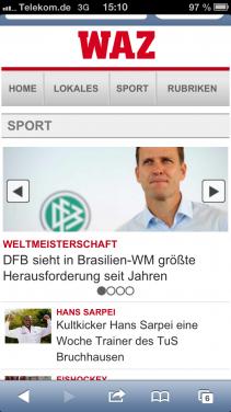 2013_09_10 - derwesten sport2 app
