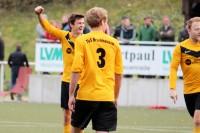 Das Hinspiel in Allendorf gewann die Hiag-Elf mit 2:0.