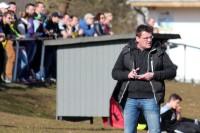 Trainer Thomas Dülberg musste einige Tore notieren