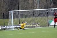 Daniel Arens trifft zum 1:0 gegen den SC Neheim