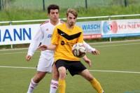 Marcel Linkte erzielte in Küntrop sein 20. Saisontor