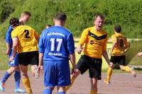 Im letzten Jahr gewann die TuS Reserve 3:1 in Niedereimer