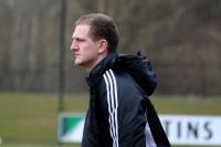 Qualifiziertes Training: Damen-Trainer Ingo Renk ist B-Lizenz Inhaber.