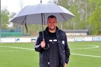 Patrick Widlitzki bleibt dem Trainerteam der TuS-Dritten erhalten