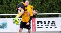 Stephen Hoffmann und Marcel Linke beim 4:3-Sieg in Hachen
