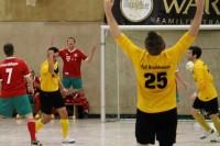 Warsteiner Master: Der TuS 02 verlor erst im Neunmeter-Schießen gegen die Sportfreunde.