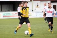 Fabian Fischer zeigte ein starkes TuS-Debüt.