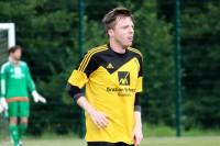 Sascha Feldmann feierte in Dorlar seine Debüt im TuS-Trikot.