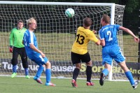 Knappe Niederlage für die TuS-Dritte im ersten Derby gegen Niedereimer