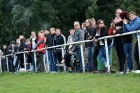 Volle Hütte. Zahlreiche Zuschauer waren zum Pflichtspielauftakt an der Hiag gekommen.