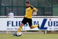 Marek Pfeil erzielte in Westenfeld ein Doppelpack