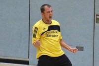 Daniel Arens trifft zum 2:1 gegen den SC Neheim