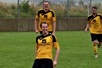 Das Hinrunden Spiel gewann die Hiag-Elf mit 1:0 in Hellefeld