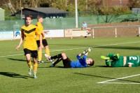 Das letzte Heimspiel gegen den TuS Oeventrop gewann Bruchhausen mit 3:0.