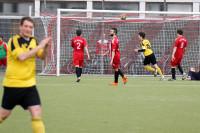 Fabian Fischer trifft zum 3:0.
