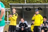 Wieder dabei sind Kevin Norek (l.) und Ingo Renk (2.v.l.).